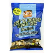 Kars Unsalted Trail Mix Nut-N-Yogurt