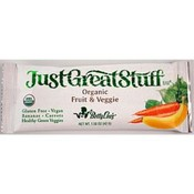 Betty Lous Just Great Stuff Bar Fruit & Veggie Wholesale Bulk