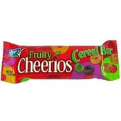 General Mills Fruity Cheerios Cereal Bar