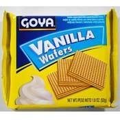 Goya Vanilla Wafers