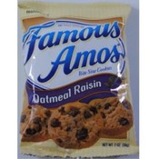 Famous Amos Oatmeal Raisin Cookie