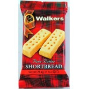 Walkers Pure Butter Shortbread 1oz