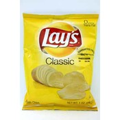 Lays Classic Potato Chips .5 oz