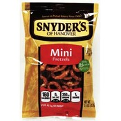 Snyders of Hanover Mini Pretzels