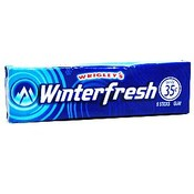 Wrigleys Winterfresh Chewing Gum