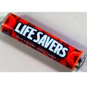 Lifesavers Hard Candy Wild Cherry