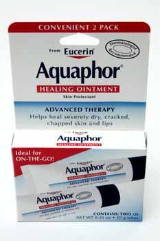 Wholesale aquaphor healing ointment 2 pack sku 361777 for Tattoo care aquaphor