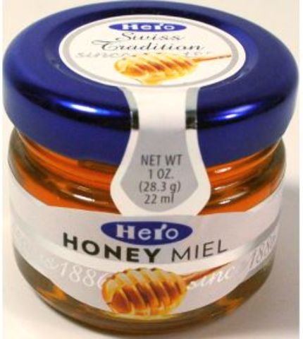 Hero Honey Hero Honey Miel Jar