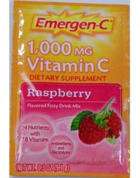Emergen-C Dietary Supplement - Raspberry [1226221]