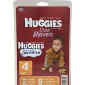 Huggies Diaper Kit - Size 4