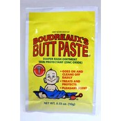 Boudreaux's Butt Paste Diaper Rash Ointment packet Wholesale Bulk