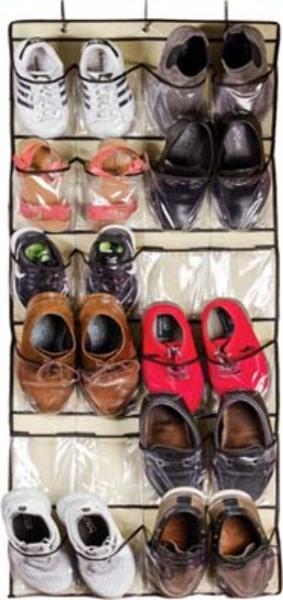 Over the DOOR Shoe Organizer - Beige [2317645]