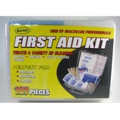 Mayday 107 Piece First Aid Kit Case Of 12