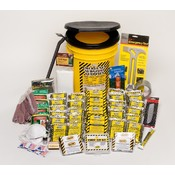 Honey Bucket Emergency Survival Kit  4 Person