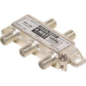 4-Way Premium 1GHz 130dB RF Balanced Digital Splitter