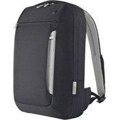 15.4&quot; Black &amp;Light Gray Slim Notebook Back Pack