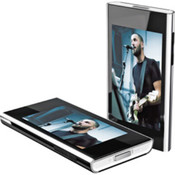 "Black 8Gb 2.8"" TouchScreen Video MP3 Player"