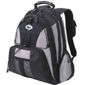 "Sport Standard Black/Platinum Nylon 15"" Notebook Backpack"