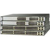 Cisco Catalyst 3750G-48TS Stackable Gigabit Ethernet Switch