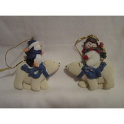 Arctic Friends Ornaments Wholesale Bulk