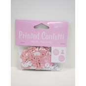 Creative Expressions Baby Love Pink Confetti Wholesale Bulk