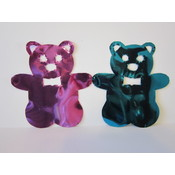 Creative Expressions Bears Mini Foil Cutouts Wholesale Bulk