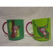 Plastic Monkey Cups