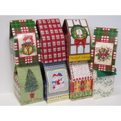 Christmas Treat Box: 500 Lot- Assorted Styles Wholesale Bulk