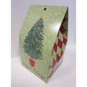 Christmas Treat Box: Joyful Tidings Wholesale Bulk