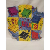Graduation Celebration Cutout