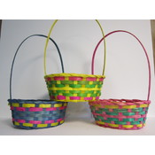 Assorted Easter Wicker Baskets