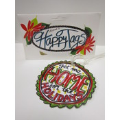 Happy Tags; Home for the Holidays Wholesale Bulk