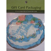 Happy Birthday Gift Card Holder Wholesale Bulk