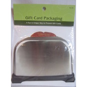 Toaster Gift Card Holder Wholesale Bulk