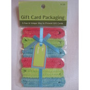 Towel Gift Card Holder Wholesale Bulk