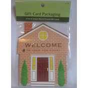 House Welcome Gift Card Holder Wholesale Bulk