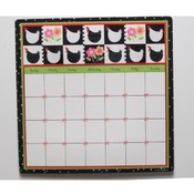 Rooster Magnetic Calender
