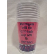 """What Happens with the Girlfriends"" Cup"