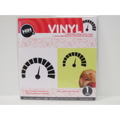 Vinyl Applique: Speedometer Wholesale Bulk