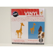 Vinyl Applique: Giraffe Wholesale Bulk