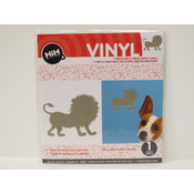Vinyl Applique: Lion Wholesale Bulk