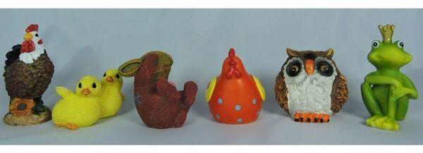 Ceramic Animal FIGURINEs [1981349]