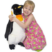 Penguin - Plush Animal