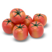 Melissa & Doug Tomato (Bundle of 6) Bulk Fruits & Veggies Wholesale Bulk