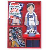 Magnetic Pretend Play - Jack