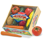 Melissa & Doug Play-Time Produce Vegetables Wholesale Bulk