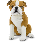 English Bulldog - Plush Dog