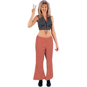 Women's Costume: Hippie Girl- Standard Wholesale Bulk