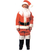 Santa Suit Child Size 8 (Pack of 1)