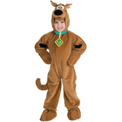Scooby Doo Deluxe Child Medium